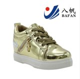 Fashion Women Sneakers Patent PU Upper Bf161061