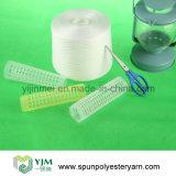 20/2 30/2 40/2 50/2 60/2 polyester a tourné le filé teint pour l'amorçage de couture