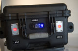 Портативная передвижная осветительная установка Gy-072 (батарея лития)