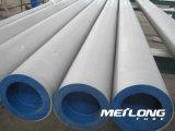 Tubo de acero inoxidable de En10216-5 X2crnimon25-7-4 1.4410