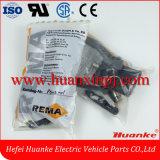 Conector de batería femenino de Rema 160A 150V Rema160