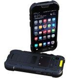 4G Lte Ruwe Smartphone met de Camera van de Lezer & van de Pixel 13mega van Hoge Prestaties NFC & het Dubbele Zwerven van WiFi van Banden