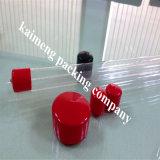 2つの帽子が付いている球のパッケージのための中国の高品質のゆとりの強いプラスチック正方形シリンダー