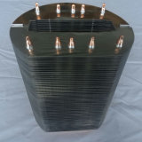Aluminiumkühlkörper der flosse-500W für LED-Licht
