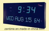 Dejar el reloj de pared ligero de Digitaces en venta caliente