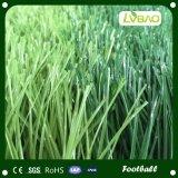 Het In het groot Gras van de Fabriek van China Kunstmatig voor Tapijt van het Gras van de Voetbal het Synthetische