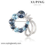 00067 새로운 디자인 Swarovski 보석에서 결정을%s 가진 호화스러운 다이아몬드 브로치