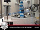 Machine à étiquettes de double bouteille plate latérale