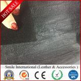 고아한 인공 가죽 PVC, PU는 단화와 핸드백을%s 할 수 있다