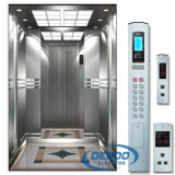 450 - 1600kg Cheap Residential Electric Lift Passenger Elevator