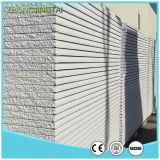 Painel de parede resistente ao calor de pouco peso do sanduíche da proteção da espuma da parede para o armazém e o recipiente
