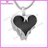 Tegenhanger Ijd8413 van het Hart van de Juwelen van herinneringen de Zwarte