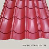 Galvanisé roulis glacé/de Currogated toit de tuile formant la machine Jk
