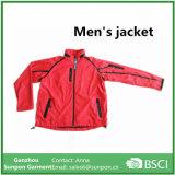 Colores rojo chaqueta de deporte para hombres y mujeres