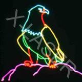 1W RGB farbenreiche Animation mit Ableiter-Karten-Laserlicht
