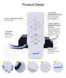 Переключатель дистанционного управления светильника вентилятора DC для вентилятора и свет с обратной функцией