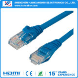 Cable de red Ethernet super velocidad STP RJ45 Cat 7 Flat