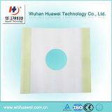 El material auto-adhesivo de la PU del uso de la cirugía del hospital cubre