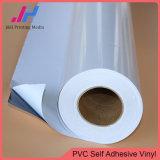 120GSM 인쇄 기계를 위한 광택이 없는 PVC 자동 접착 비닐