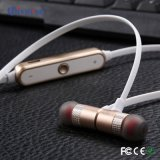 Auriculares Sweatproof sem fio Earbuds de Bluetooth do Neckband do ímã do preço de grosso da fábrica