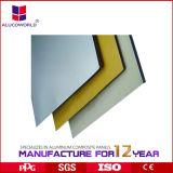 Los paneles de Alucoworld ACP para el uso de la decoración con la mejor calidad, precio competitivo