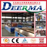 Macchina del blocco per grafici di finestra del PVC/macchina di profilo/strumentazione composite di plastica di legno di fabbricazione