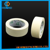 Tejido de doble cara adhesivo fuerte de cinta de papel