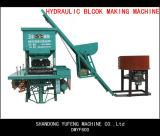 高圧煉瓦機械を作り出す