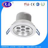 IP65 precio al por mayor de la luz de techo de la buena calidad LED con salida rápida