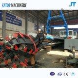 Tête de coupeur hydraulique de dragueur d'aspiration de coupeur