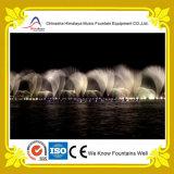 Fontaine de musique de fleuve avec des éclairages LED