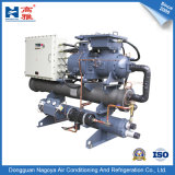 Industrielles Heat Recovery Water Cooled Screw Chiller (KSC-0650WS 180HP)