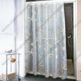 Wasserdichte Badezimmer-Duschvorhänge