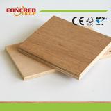 Mejor Precio 12mm Bintangor madera contrachapada con buena calidad