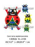 Воздушный шар фольги Ladybug (SL-A166)