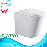 Céramique Blanc Mur Hang Square Salle de bain Toilette