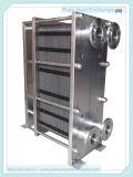 Cambiador de calor inoxidable de la placa de acero del certificado del SGS TUV