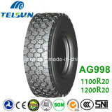 Qualität All Steel Radial Truck Tyre (1200R20-AG998)