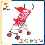 Carrinho de criança de bebê de venda quente com frame do metal da alta qualidade da fábrica na venda