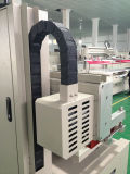 Imprimante plate semi automatique d'écran en soie, machines d'impression entraînées par un moteur électrique d'écran