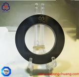 Lâmina adesiva de alta velocidade superior da circular da máquina de corte da etiqueta da etiqueta