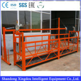 Les séries de Zlp d'usine de la Chine suspendent la plate-forme actionnée par Zlp actionnée en acier de plate-forme de Zlp de plates-formes