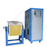 합금 금속 중파 감응작용 녹는 난방 로 160kw 1-10kHz