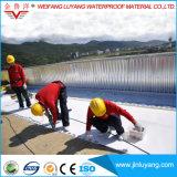 Preiswerte Dach-Material-Blatt-Polyvinylchlorid Belüftung-Qualitäts-wasserdichte Membrane
