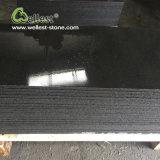 Il granito nero di Diamand copre di tegoli rifornimento della fabbrica di prezzi delle mattonelle decorative del granito della parete il migliore