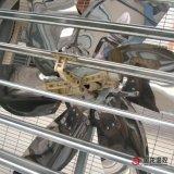 As aves domésticas centrífugas do sistema do fluxo de ar 44000m3/H ventilam