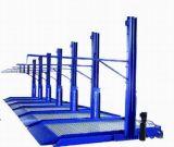 Système hydraulique partagé de stationnement de fléau avec du ce