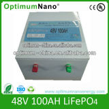 UPS di plastica 48V 80ah Lithium Iron Phosphate Battery Pack di Caso