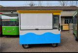 Автомобиль завтрака автомобиля мороженного электрической батареи передвижной и автомобиль Dinning с оборудованием кухни быстро-приготовленное питания и автомобиля трактира