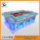 (manual disponible) máquina de juego de la ranura de la pesca del casino del cazador de los pescados de la arcada para 8 jugadores
